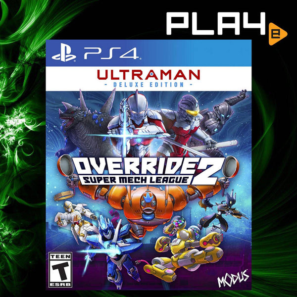 PS4 Override 2: Super Mech League [Ultraman Deluxe Edition] (US)