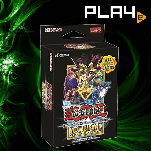 Yu Gi Oh Movie Pack Secret Edition Deck (ENG)