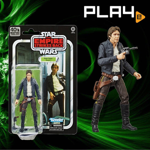"Kenner Star Wars 40TH 6"" Figure - Han Solo"