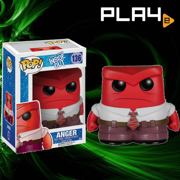 Funko POP! (136) Inside Out Anger