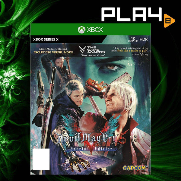 XBox Series X Devil May Cry 5 [Special Edition]