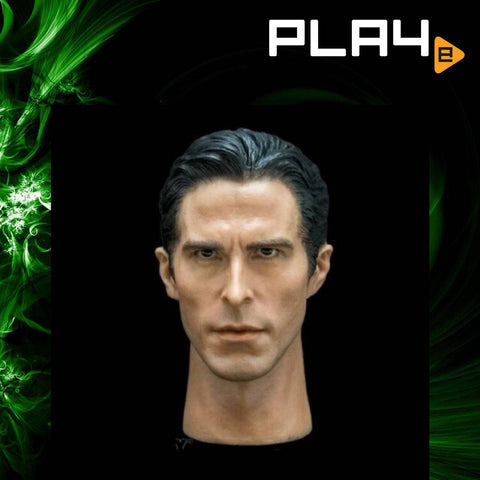 CIAN 1/6 Head Model Sculpl Christian Bale