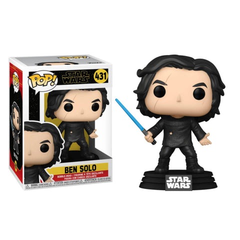 Funko POP! (431) Star Wars Ben Solo with Blue Saber