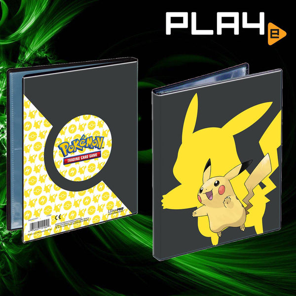 Ultra Pro Pokemon Pikachu 2019 9 Pocket Portfolio