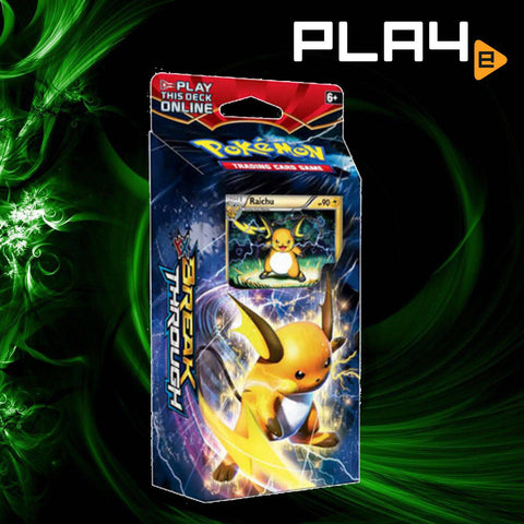 Pokemon XY8 Burning Spark Theme Deck