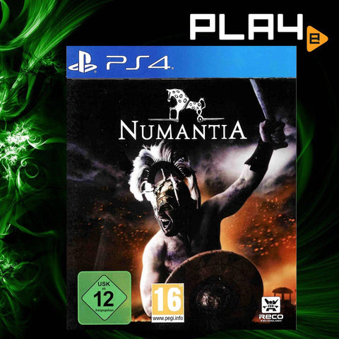 PS4 Numantia (R2)