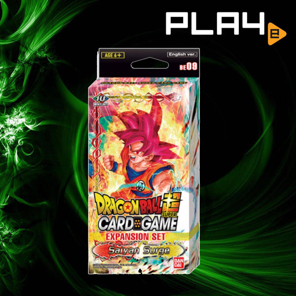 Bandai Dragon Ball Expansion Set BE09 - Saiyan Surge