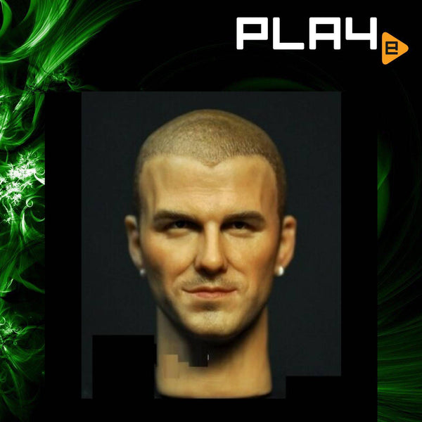WOLFKING 1/6 Head Sculpt 001 David Beckham