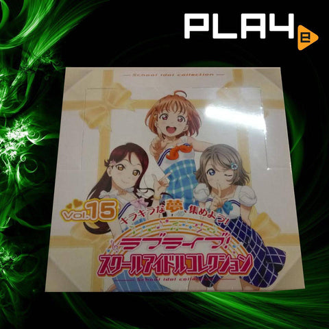 Love Live! School Idol Booster Vol.15 (JAP)