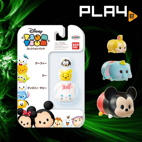 Disney Tsum Tsum Collection #1 Bambi Dumo Mickey