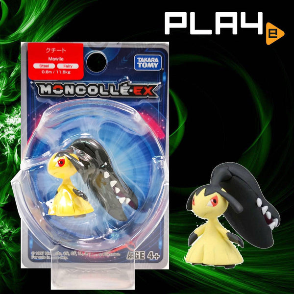 Takara Tomy Moncolle Ex - #43 Mawile