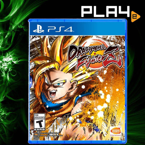 PS4 Dragonball Fighterz