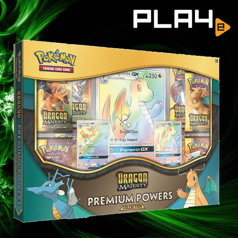 Pokemon Dragon Majesty Premium Collection Box