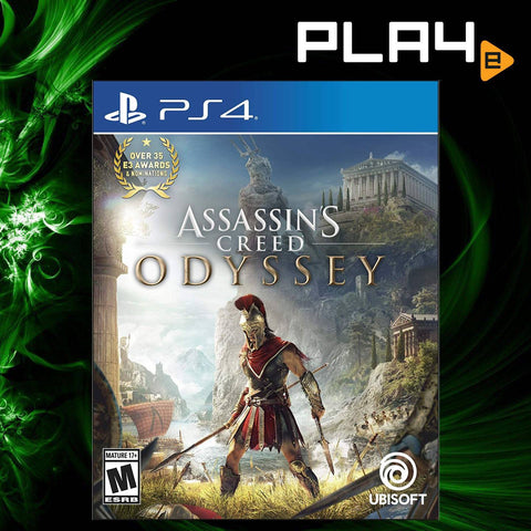 PS4 Assassin's Creed Odyssey (US)