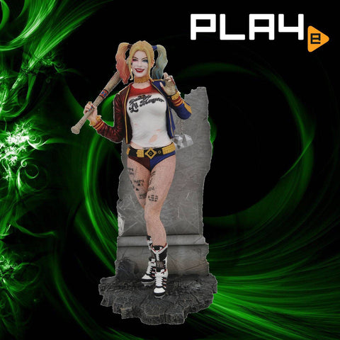 DC Movie Gallery Suicide Squad Harley Quinn Statue