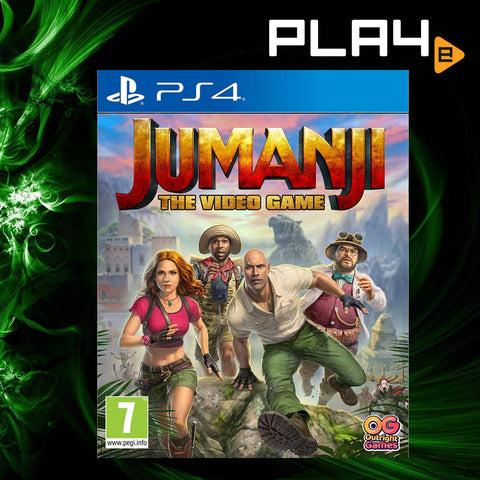 PS4 Jumanji: The Video Game (EU)