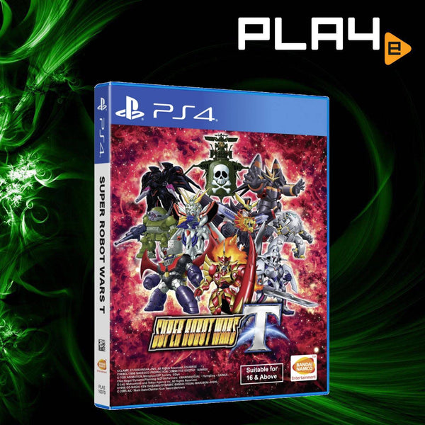 PS4 Super Robot Wars T (R3)