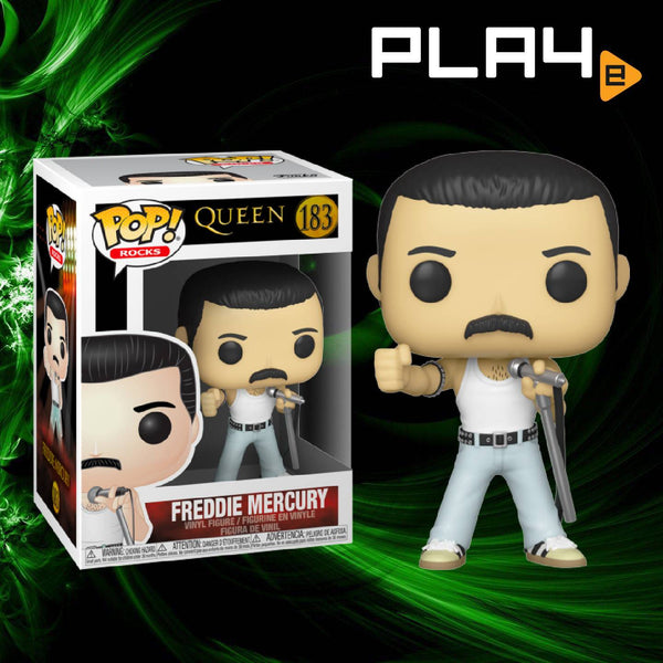 Funko POP! (183) Queen Freddie Mercury Radio Gaga