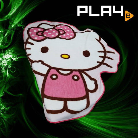 Hello Kitty 100x110cm Towel - Pink
