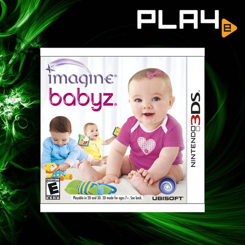 3DS Imagine Babyz