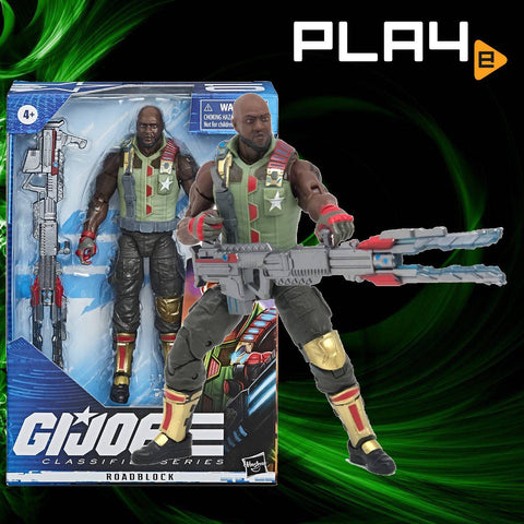 G.I. Joe CS E83465L03 Roadblock