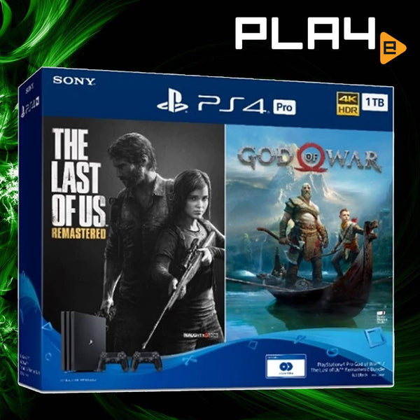 PS4 Local Pro Bundle 1TB Console