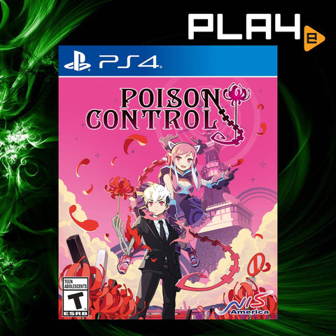 PS4 Poison Control (US)