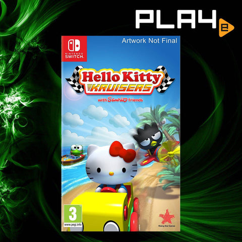 Nintendo Switch Hello Kitty Kruisers (EU)