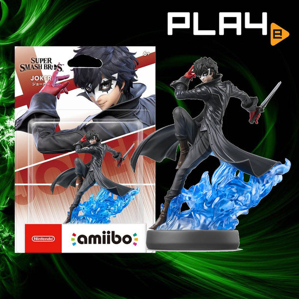 Amiibo Super Mario Bros Joker