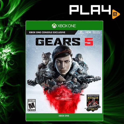 XBox One Gears Of War 5 M18 (R3)