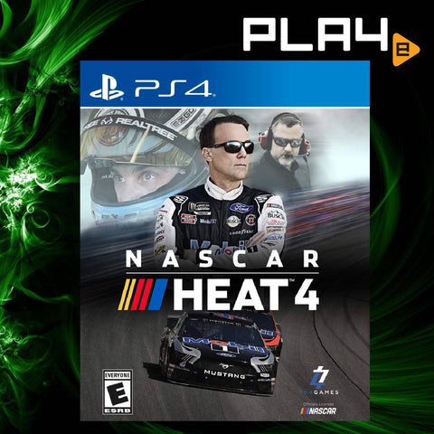 PS4 NASCAR Heat 4 (US)