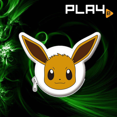 Pokemon Capsule Mini Coin Pouch - Eevee