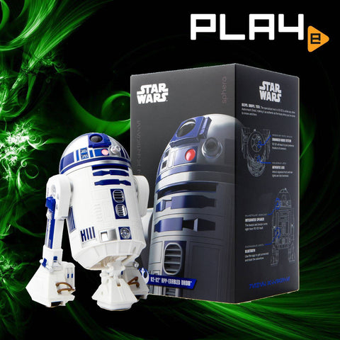 Sphero Star Wars R2-D2 (with free Force Band)