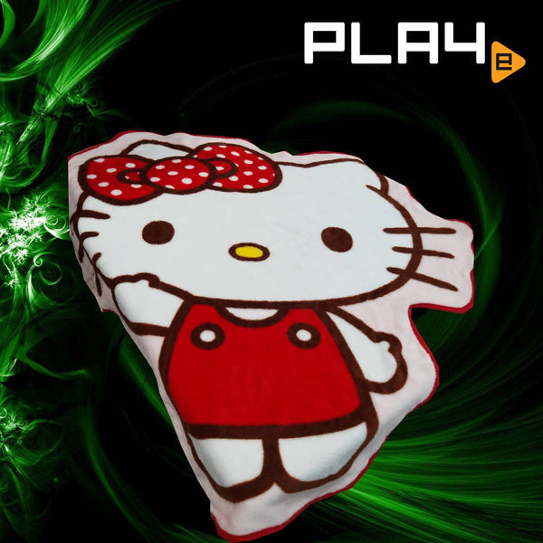 Hello Kitty 100x110cm Towel - Red