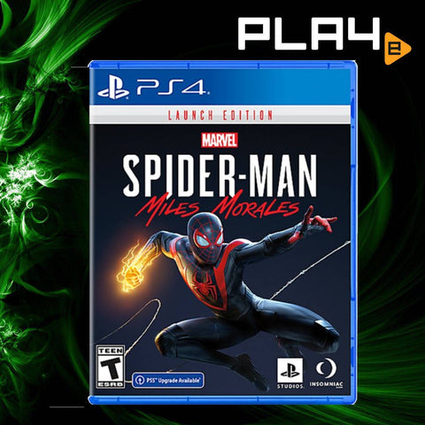 PS4 Marvel's Spider-Man: Miles Morales (US)