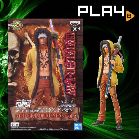 One Piece Stampede DXF Grandline Vol 5 - Trafalgar Law