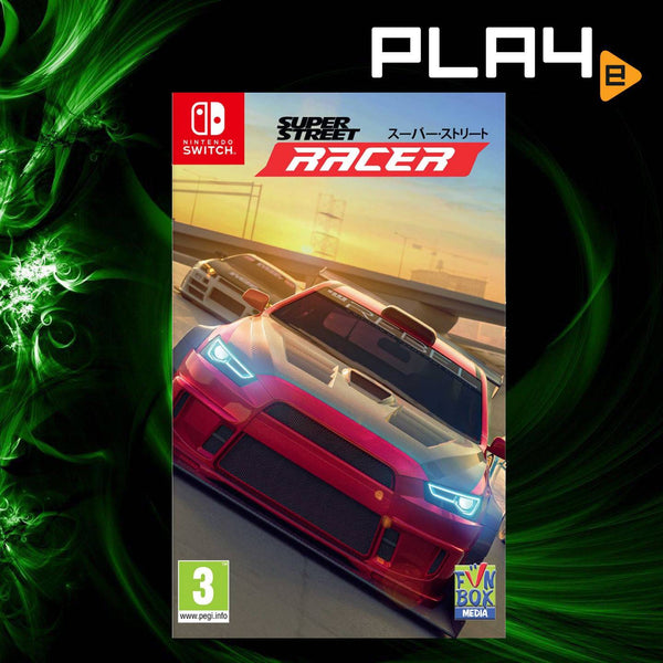 Nintendo Switch Super Street: Racer (Local)