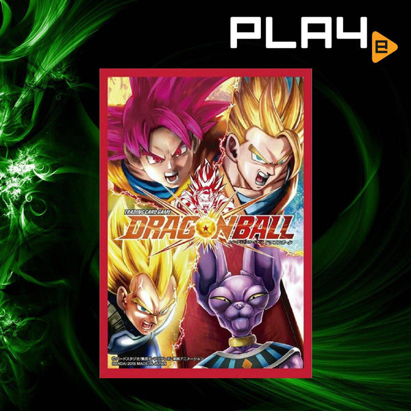 Bandai Carddass Dragon Ball Card Sleeves