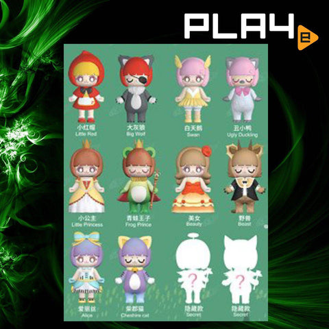 CandyBox Kimmy & Miki Fairy Tale Series Blind Box
