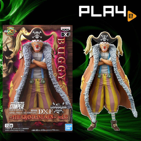 One Piece Stampede DXF Grandline Vol 6 - Buggy