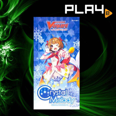 Vanguard-V-EB11 Crystal Melody EX Booster