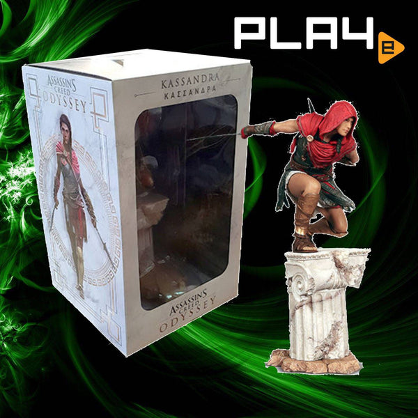 Assassin's Creed Odyssey Figure - Kassandra