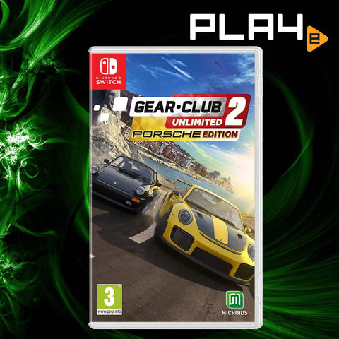 Nintendo Switch Gear.Club Unlimited 2 [Porsche Edition] (EU)