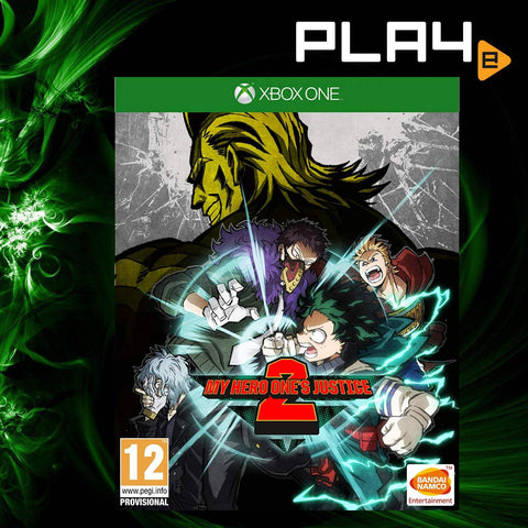 XBox One My Hero One's Justice 2 (EU)