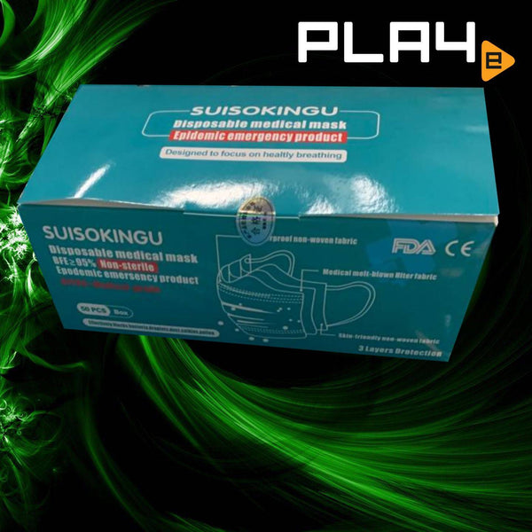 Suisokingu Disposable Medical Mask 3 Layer