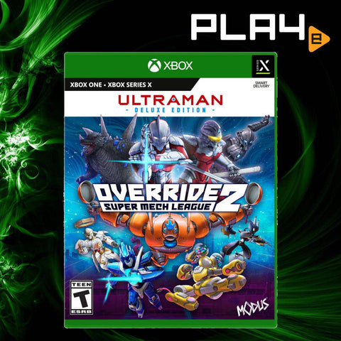 XBox One/ X  Override 2: Super Mech League [Ultraman Deluxe Edition] (US)