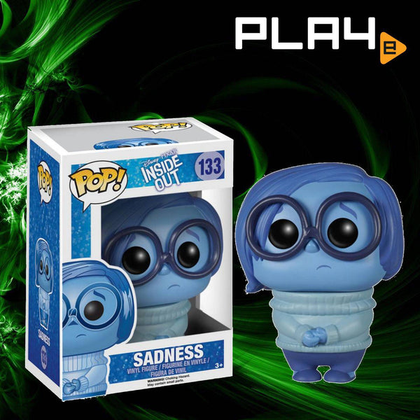 Funko POP! (133) Inside Out Sadness