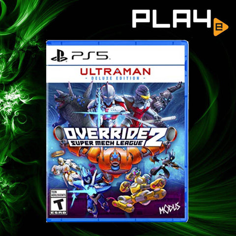 PS5 Override 2: Super Mech League [Ultraman Deluxe Edition] (US)