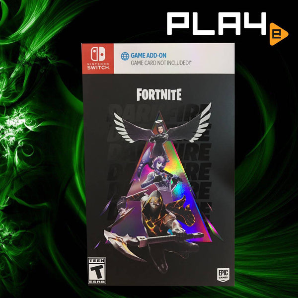 Nintendo Switch Fortnite Darkfire Bundle (R1)