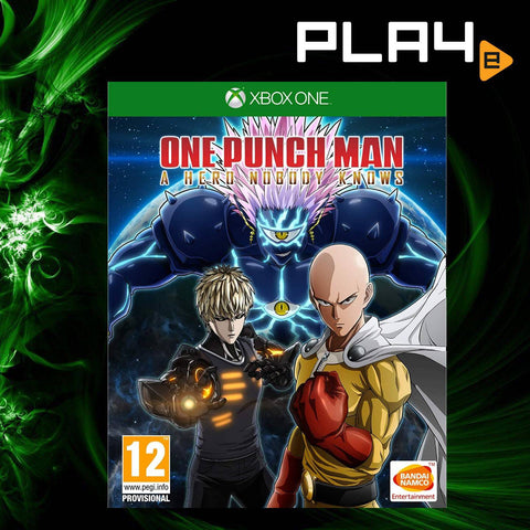 XBox One One Punch Man: A Hero Nobody Knows (EU)